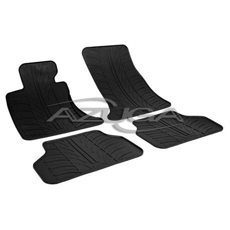 Gummi-Fußmatten für BMW 5er (E60/E61) ab 2003-2010