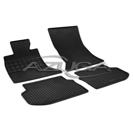 Gummi-Fußmatten für BMW 5er (F10/F11) ab 3/2010-6/2013