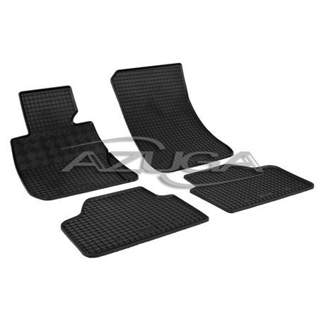 Gummi-Fußmatten für BMW X1 ab 10/2009-10/2015 (E84)