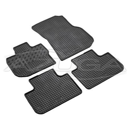 Gummi-Fußmatten für BMW X3 (G01) ab 11/2017
