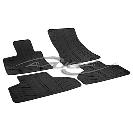 Gummi-Fußmatten für BMW X5 (F15) ab 11/2013