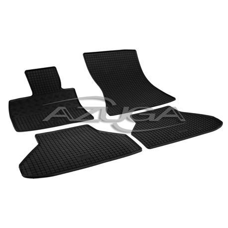 Gummi-Fußmatten für BMW X6 (E71) ab 2008-11/2014