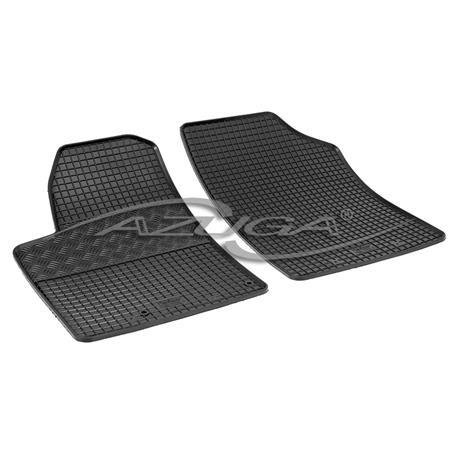 Gummi-Fußmatten für Citroen Berlingo/Peugeot Partner ab 1996