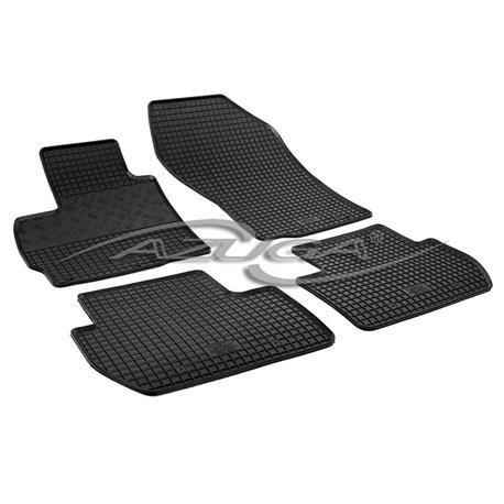 Gummi-Fußmatten für Citroen C-Crosser/Mitsubishi Outlander ab 2007/Peugeot 4007
