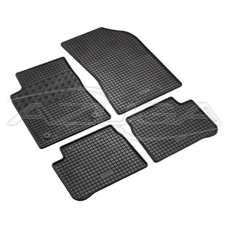 Gummi-Fußmatten für Citroen C3 ab 2017