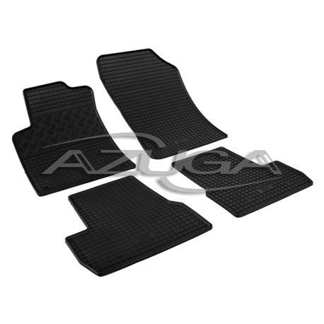 Gummi-Fußmatten für Citroen C3 ab 2010