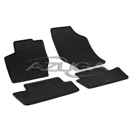 Gummi-Fußmatten für Citroen C4 ab 11/2010 / DS4 ab 2011
