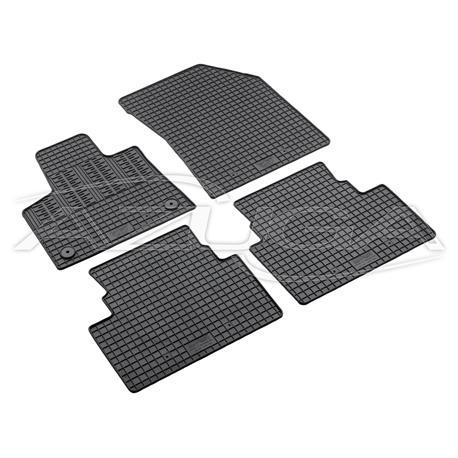 Gummi-Fußmatten für Citroen C5 Aircross ab 2019