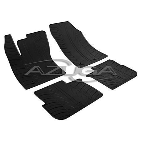 Gummi-Fußmatten für Fiat Tipo Kombi und 5-türer ab 2016