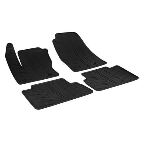 Gummi-Fußmatten für Ford C-Max/Grand C-Max ab 2012