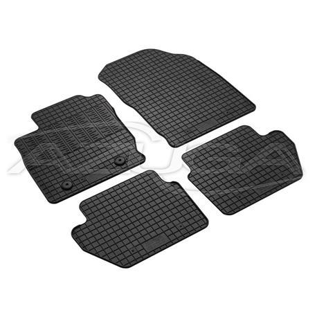 Gummi-Fußmatten für Ford EcoSport ab 12/2017