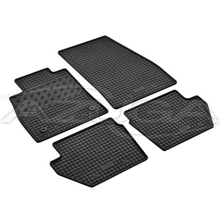 Gummi-Fußmatten für Ford Fiesta ab 7/2017