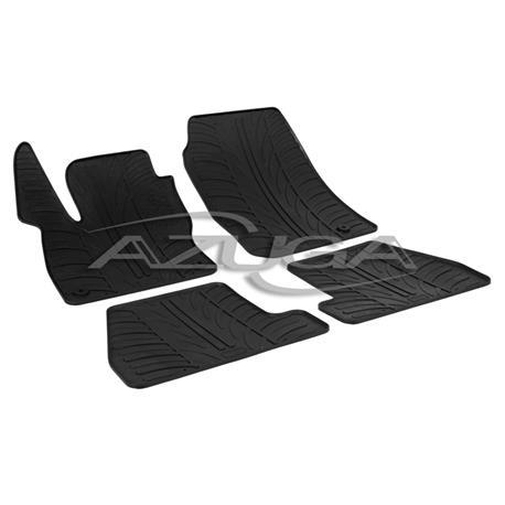 Gummi-Fußmatten für Ford Focus III/Focus Turnier III ab 2015