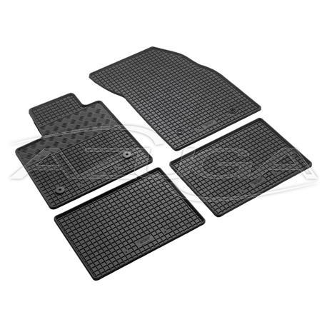 Gummi-Fußmatten für Ford Focus IV/Focus Turnier IV ab 9/2018