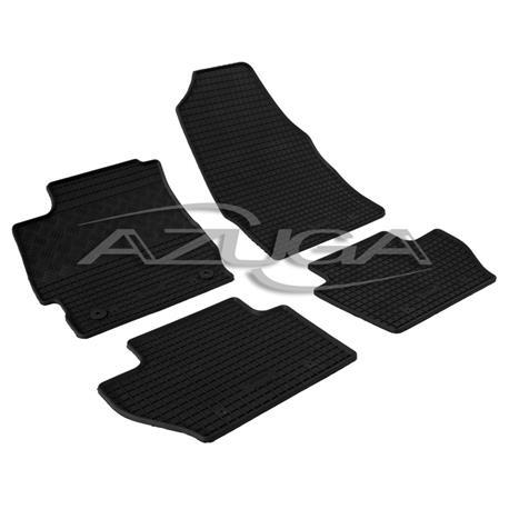 Gummi-Fußmatten für Ford Ka+ ab 10/2016