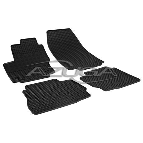 Gummi-Fußmatten für Ford Mondeo ab 6/2007-2014