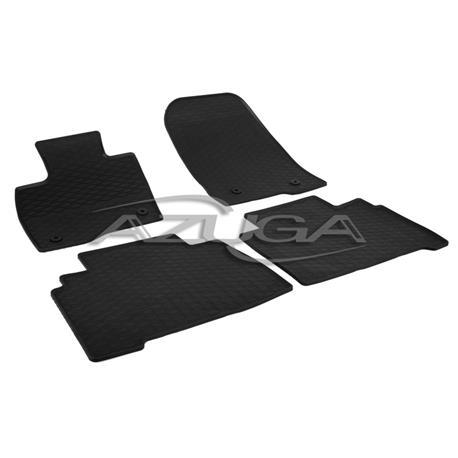 Gummi-Fußmatten für Ford S-Max/Ford Galaxy ab 9/2015
