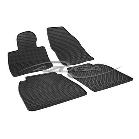 Gummi-Fußmatten für Honda Civic Stufenheck (Hybrid) ab 2006-2011
