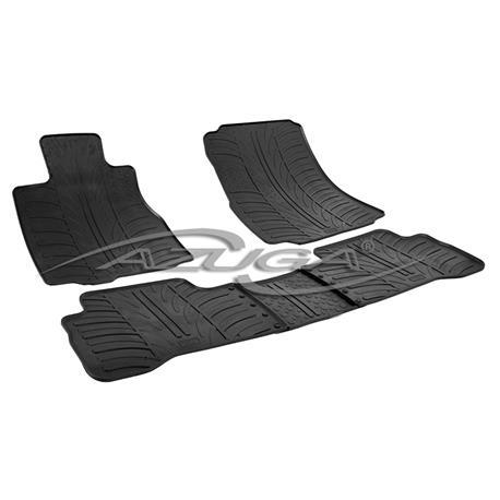 Gummi-Fußmatten für Honda CR-V ab 2007-2012