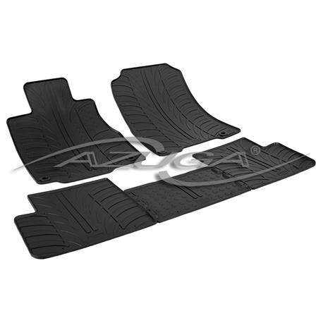 Gummi-Fußmatten für Honda CR-V ab 11/2012-10/2018