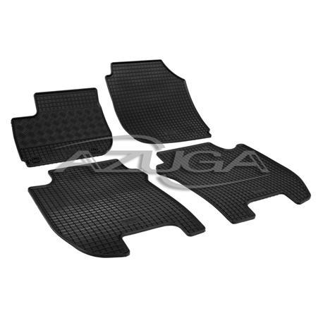 Gummi-Fußmatten für Honda Jazz IV ab 9/2015