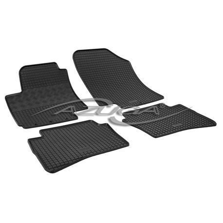 Gummi-Fußmatten für Hyundai i20 ab 2009-11/2014
