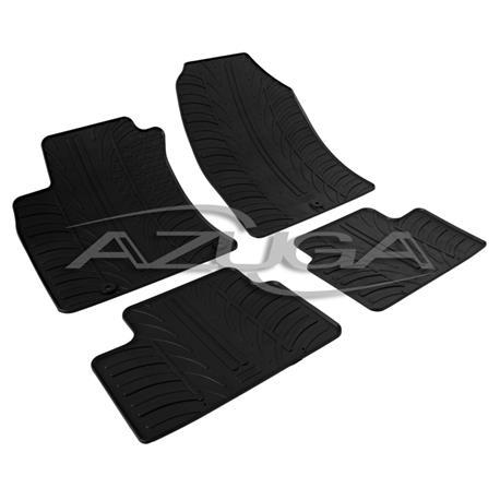 Gummi-Fußmatten für Hyundai i30 ab 2017
