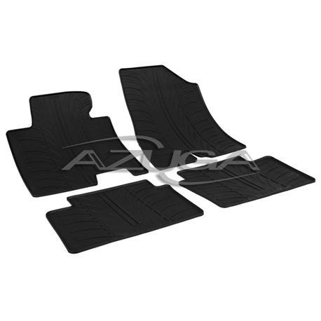 Gummi-Fußmatten für Hyundai i30 II/Kia Ceed II ab 2015