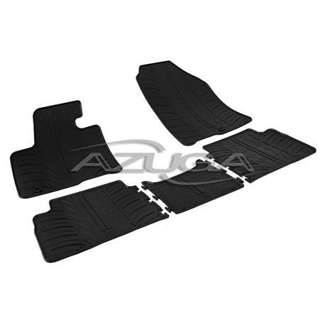 Gummi-Fußmatten für Kia Sorento ab 2015