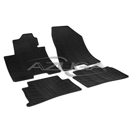 Gummi-Fußmatten für Kia Sportage IV ab 2016