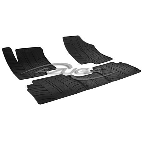 Gummi-Fußmatten für Hyundai ix20/Kia Venga ab 2010