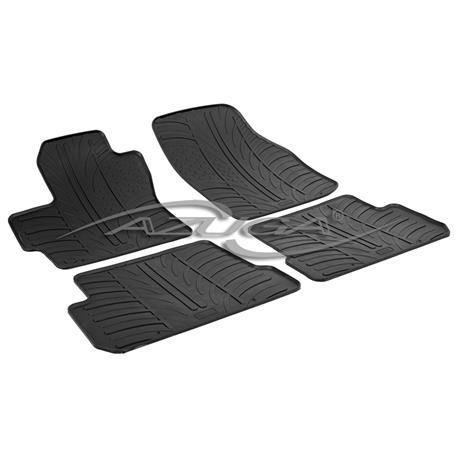 Gummi-Fußmatten für Mazda 3 ab 2003