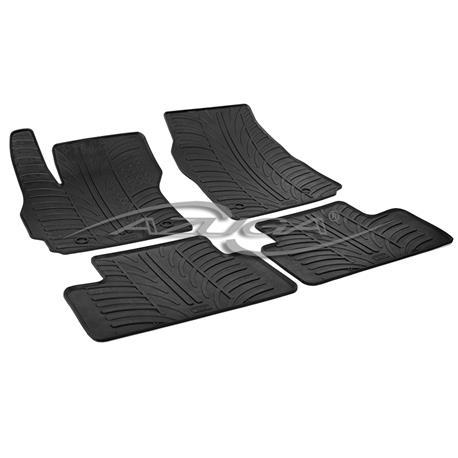 Gummi-Fußmatten für Mazda 5 ab 2005