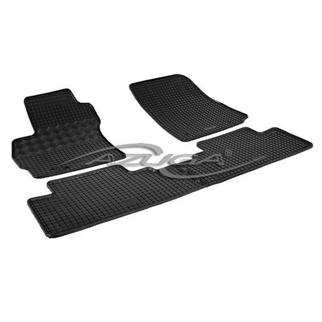 Gummi-Fußmatten für Mazda 5 ab 10/2010