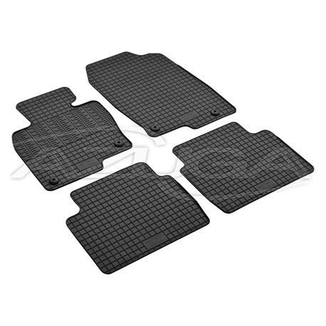 Gummi-Fußmatten für Mazda CX-5 ab 5/2017 (KF)