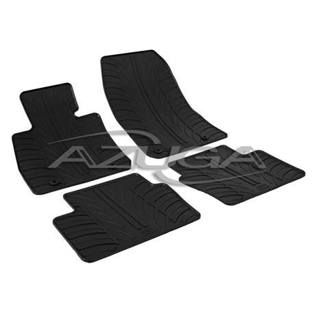 Gummi-Fußmatten für Mazda CX-3 ab 2015