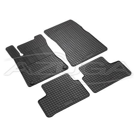 Gummi-Fußmatten für Mercedes A-Klasse W177 ab 5/2018/B-Klasse W247 ab 2019