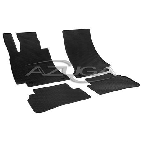 Gummi-Fußmatten für Mercedes C-Klasse W205/S205 ab 2014
