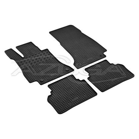 Gummi-Fußmatten für Mercedes E-Klasse ab 2016 (W213/S213)