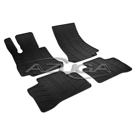 Gummi-Fußmatten für Mercedes GLC (253) ab 2015