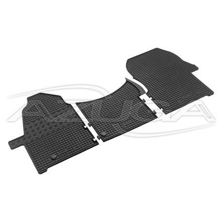 Gummi-Fußmatten für Mercedes Sprinter ab 6/2018 (W907/W910)