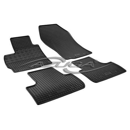 Gummi-Fußmatten für Citroen C4 Aircross/Mitsubishi ASX/Peugeot 4008