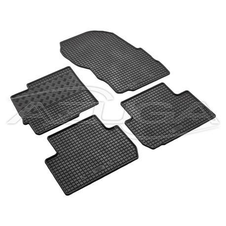 Gummi-Fußmatten für Mitsubishi Eclipse Cross ab 2018