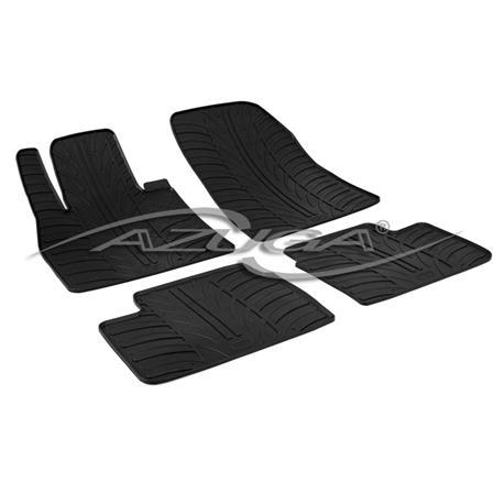 Gummi-Fußmatten für Nissan Micra (K13) ab 12/2010