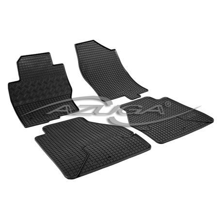 Gummi-Fußmatten für Nissan Pathfinder (R51) ab 3/2010