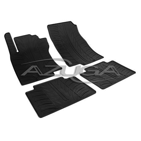 Gummi-Fußmatten für Nissan X-Trail (T32) ab 7/2014