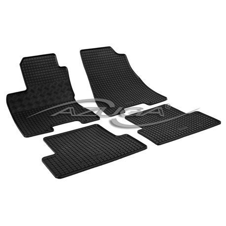 Gummi-Fußmatten für Nissan X-Trail (T31) ab 2007-6/2014