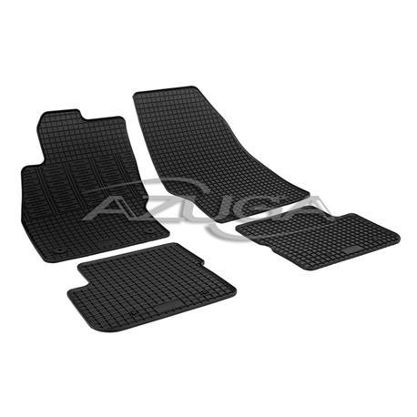 Gummi-Fußmatten für Opel Corsa D ab 10/2006/Corsa E ab 12/2014