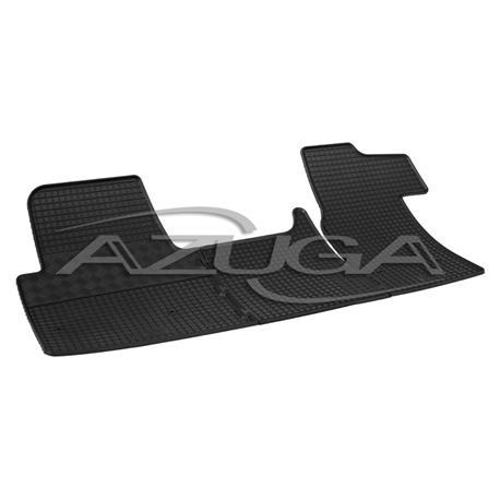 Gummi-Fußmatten für Renault Master III/Opel Movano B ab 2010