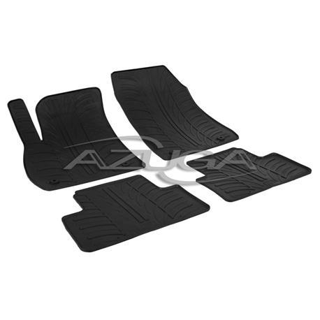Gummi-Fußmatten für Opel Zafira Tourer ab 2012-2019